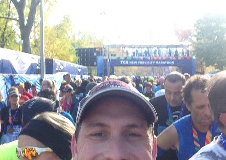 Part 1:NYC Marathon & Me, Mile by Mile